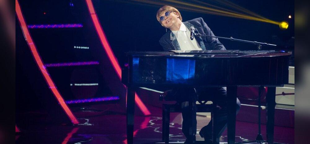 Ott Lepland Elton Johnina