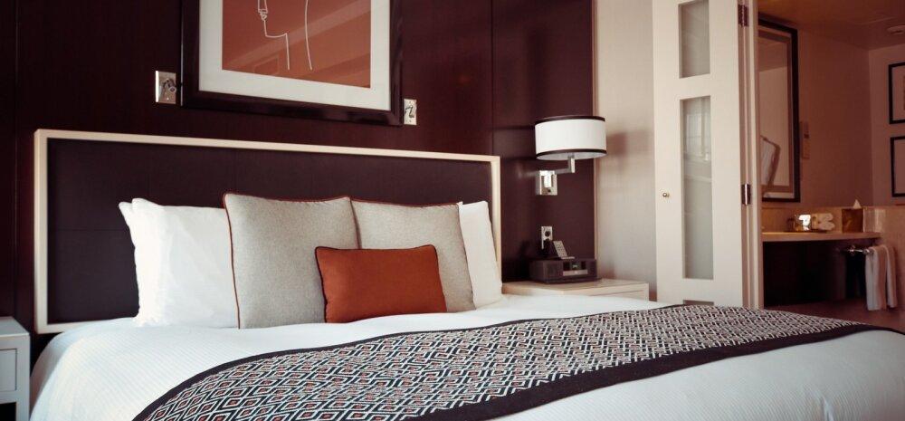 8 гениальных идей для вашего дома, взятых из интерьера отелей