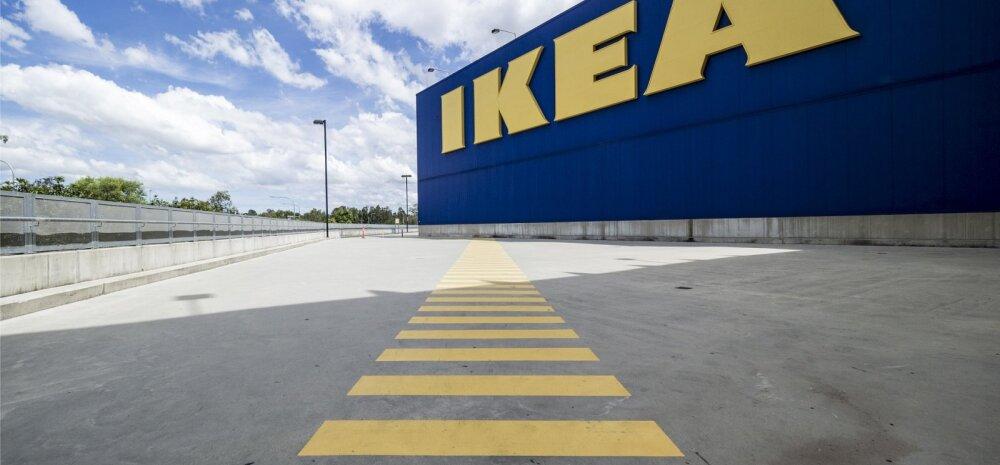 IKEA avab Eestis väljastuspunkti juba loetud päevade pärast