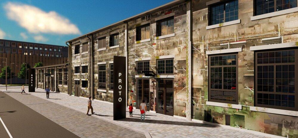 AVASTA | Noblessner — kuhjaga salapära, gurmee-elamusi, kultuuri ja arhitektuuri