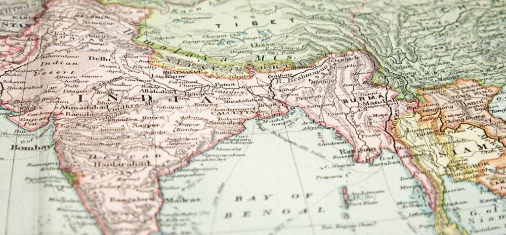 Indias kivirünnaku alla sattunud eestlaste kulud katab kindlustus