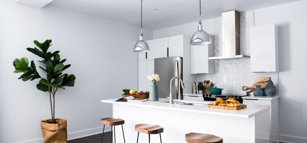 Köögisaar ei sobi igasse kööki. Loe, mis on selle plussid ja miinused