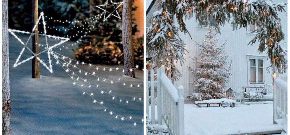 FOTOD | Koduaed talveks särama — 30 ideed!
