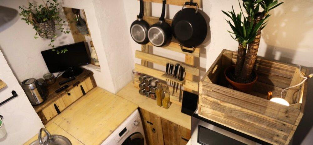 ФОТО | Ремонт кухни всего за 30 евро? Легко и не напрягаясь!