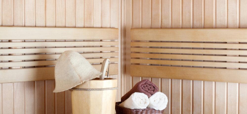 Mida silmas pidada, kui plaanid korterisse sauna ehitada?