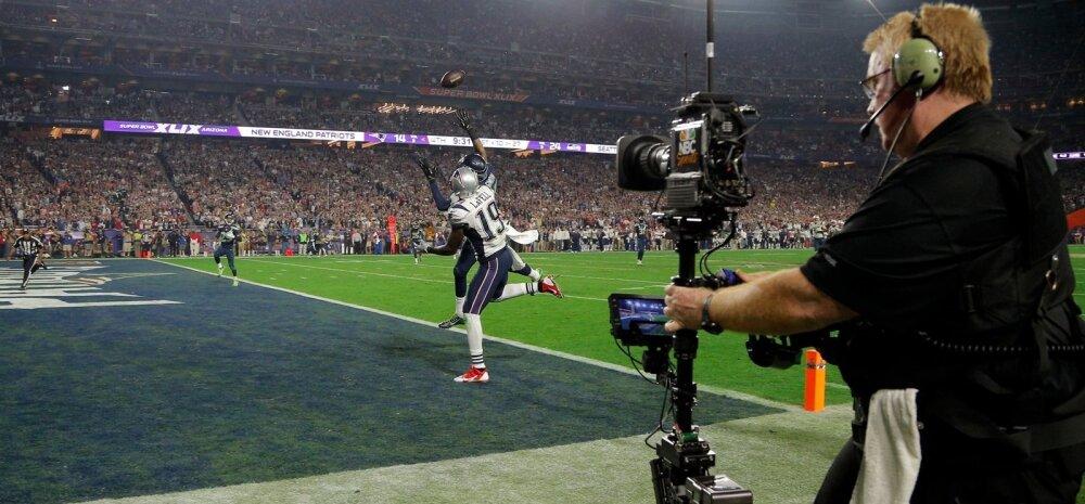 Suur spordi- ja telepidu on ühtlasi ka reklaamiostjate pidu.