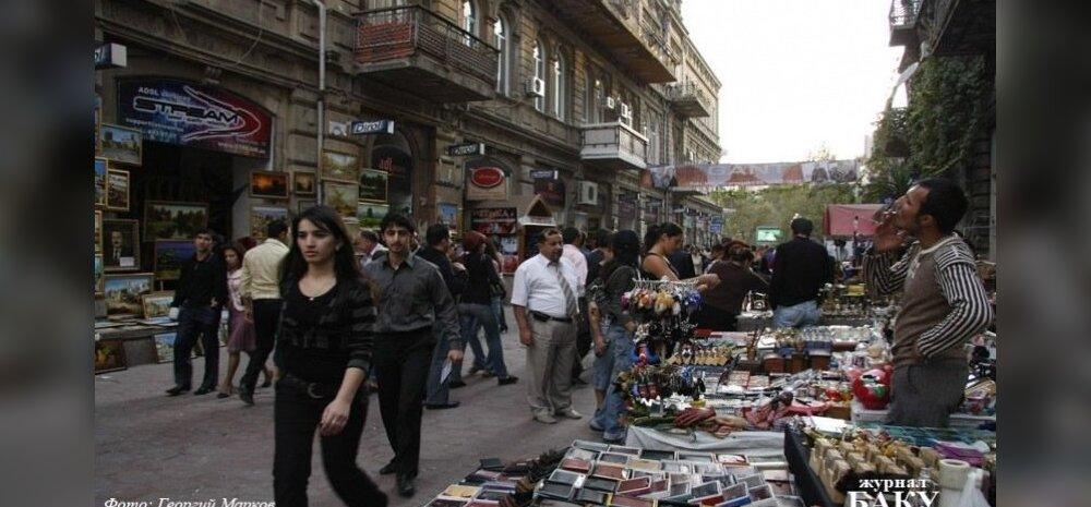 """Salam, Aserbaidžaan, vabameelne, kuid traditsioonidega islamimaa!<span style=""""color: #007f40;"""">*</span>"""