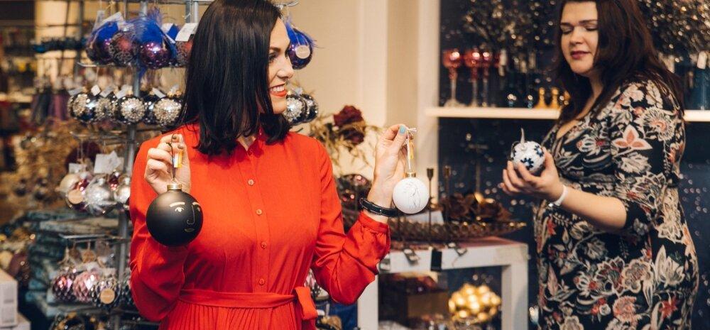 Kaubamaja jõulutrendid 2019