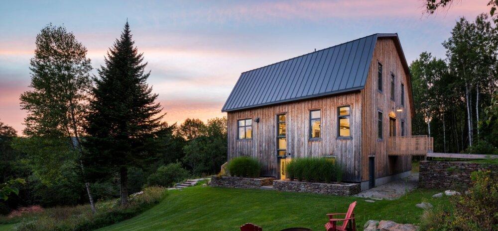 FOTOD | Lagunevast küünist sai moodne elumaja