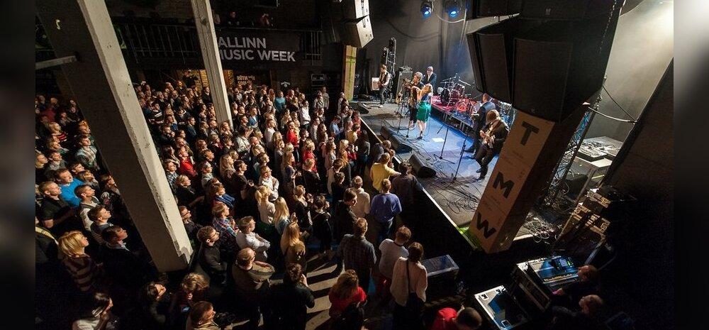 Tallinn Music Week 2012, Day 2 at Rockcafe, foto Mart Sepp