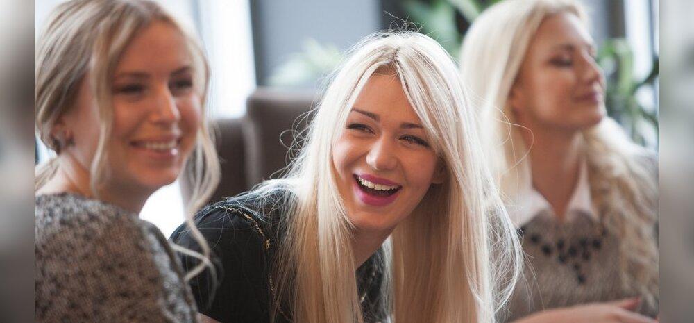 Veinimõisa blondid paljastavad lõpu puhul saladused