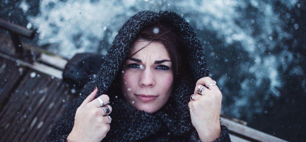 Jaanuar tõotab tulla külm! Viis põhitõde, millest talvise meigi puhul lähtuda