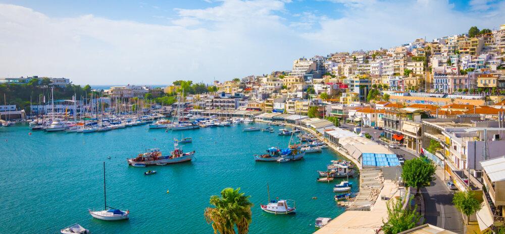 Need on Euroopa kõige soodsamad piirkonnad, kuhu kinnisvara osta