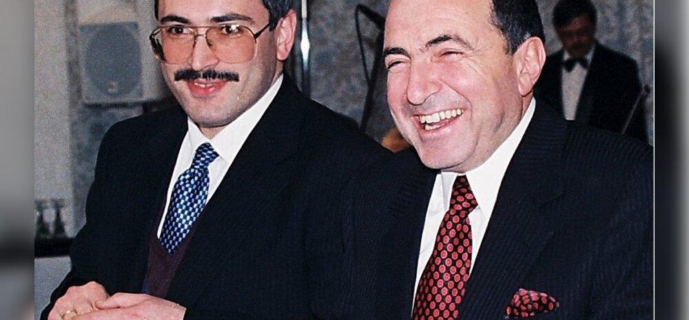 Boriss Berezovski ja Mihhail Hodorkovski