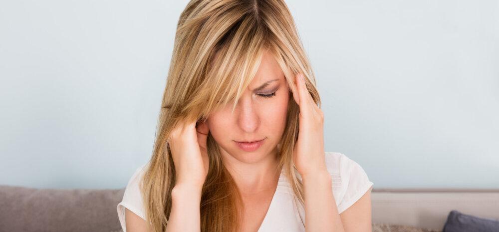 Kipud asju unustama, pea valutab tihti? Loe, millised sümptomid võivad viidata tõsisemale terviseprobleemile