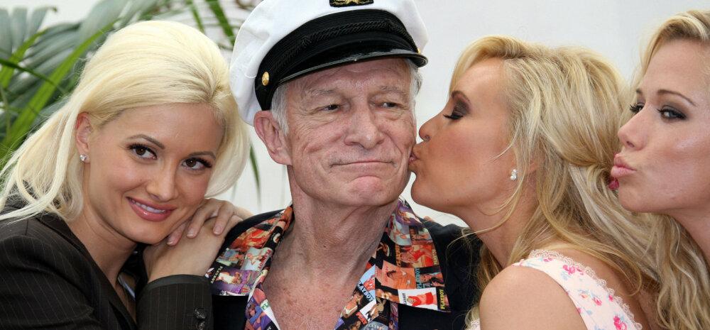 Playboy-staari avameelsed jäneseurupaljastused kaante vahel: draama, reetmine, depressioon ning mõtted enesetapust