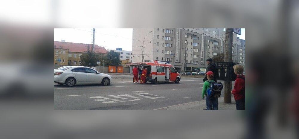 Õnnetus Pärnu maanteel