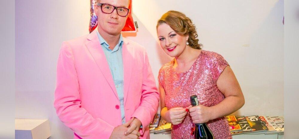 Mari-Leen Albersi ja Meelis Tomsoni padjanäituse avamine