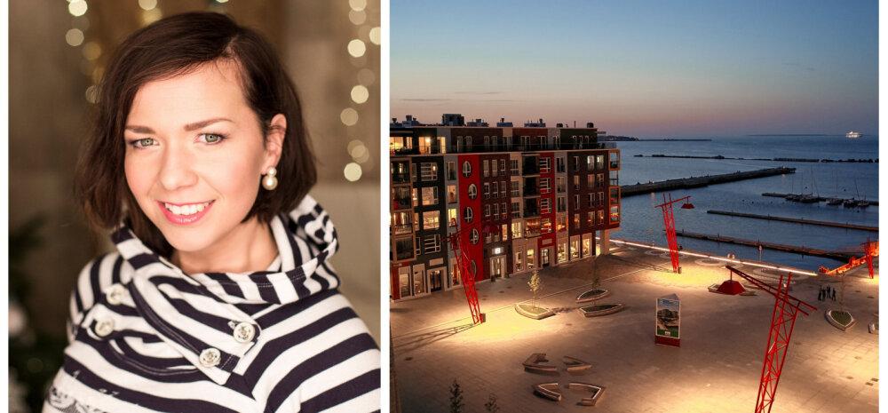 Laulja ja arhitekt Rebecca Kontus ühendab arhitektuuri muusikaga