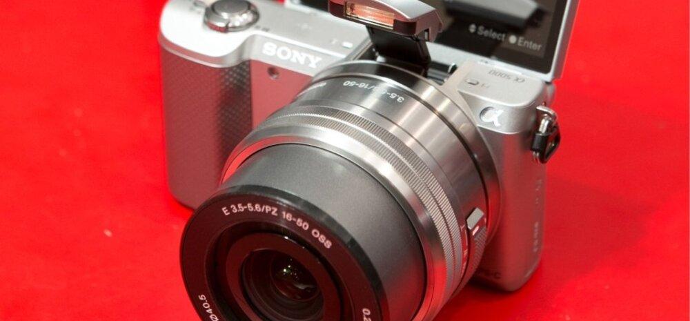 Daniel Sepp Photopointis soovitab hübriidkaamerat