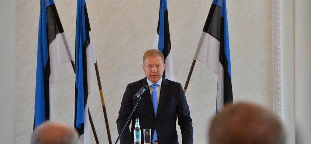 Mihkelson: FSB on omaks võtnud inimröövi ja provokatsiooni Eesti riigi suveräänsuse vastu
