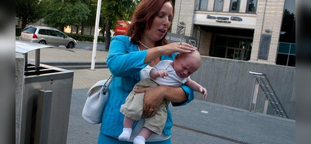 5 lapse ema Mailis Reps emadusest: suurim väljakutse on väsimus