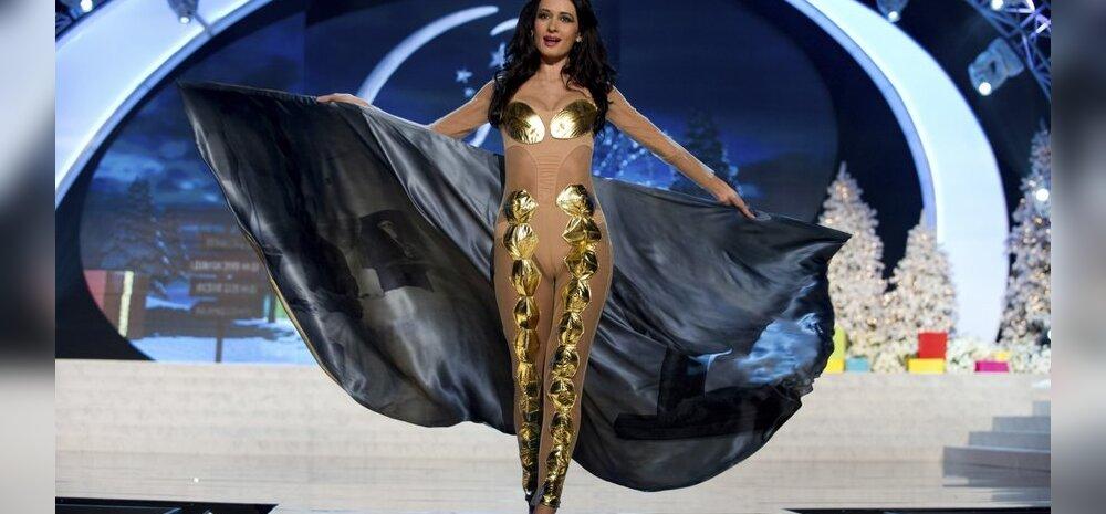 TOP 9: Keebid ja liibukad? Mõned Miss Universumi rahvuskostüümid olid õige omapärased