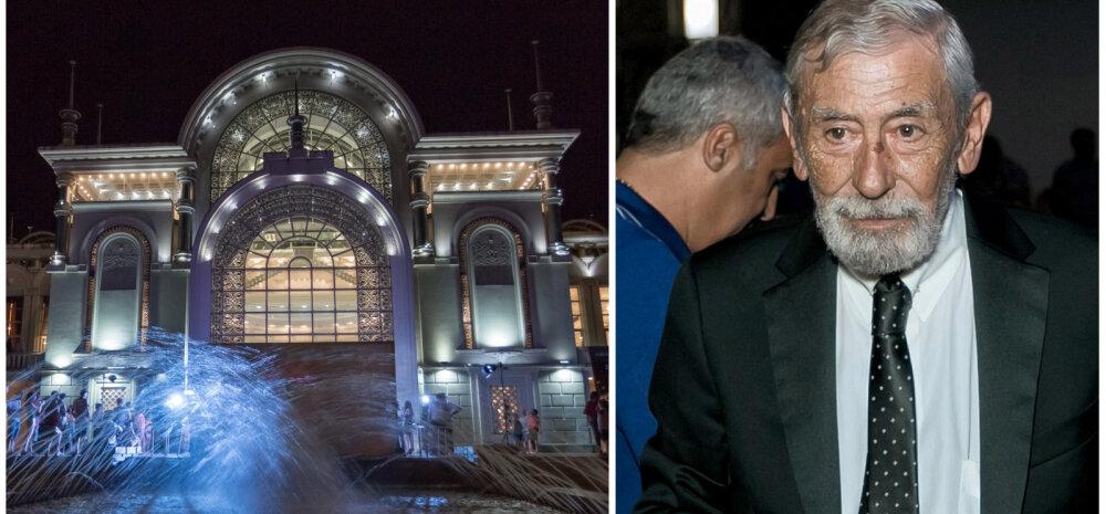 НАШИ В ГРУЗИИ: Сотрудники DELFI посетили грандиозный юбилейный концерт Вахтанга Кикабидзе в Батуми