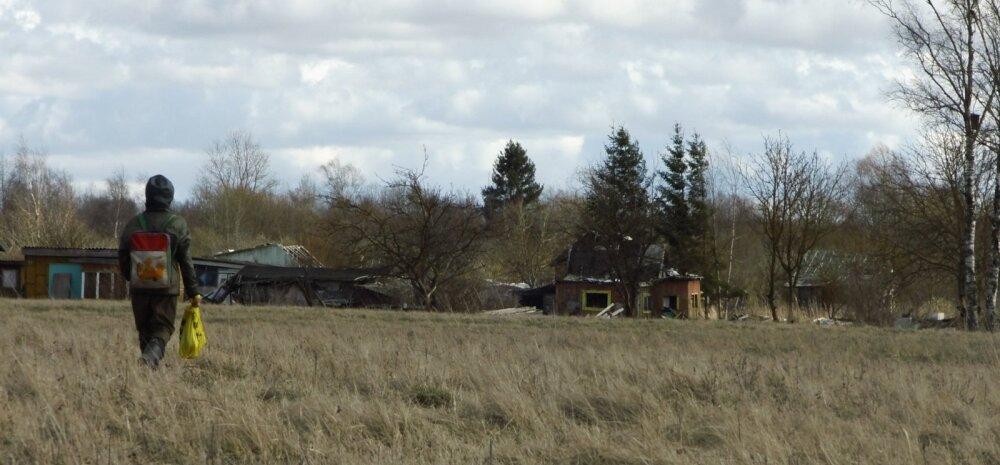 Soodevahe küla 2015. aasta kevadel