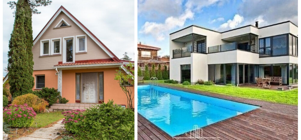 Vaata ja imetle — välibasseiniga kodud, mis uut omanikku otsivad