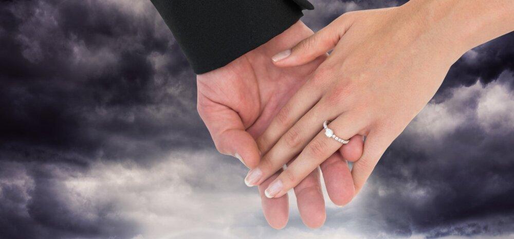 Õnnetu pruut küsib nõu: tahaksin võtta mehe perekonnanime, aga ta isa on selle vastu!