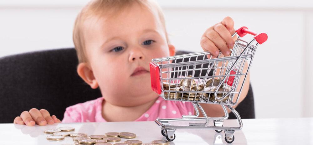 Kolme lapse isa kurdab: lastetoetusi ja tulumaksutagastust saab ema, mina aga kandku kõik laste kulud. Kusjuures minu palk on väiksem!