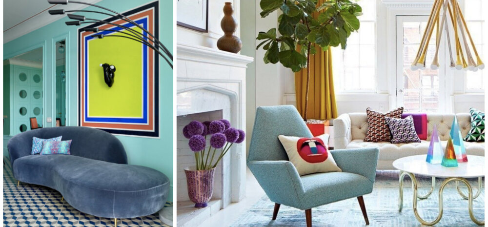 ФОТО | Как сделать гостиную яркой: советы дизайнера