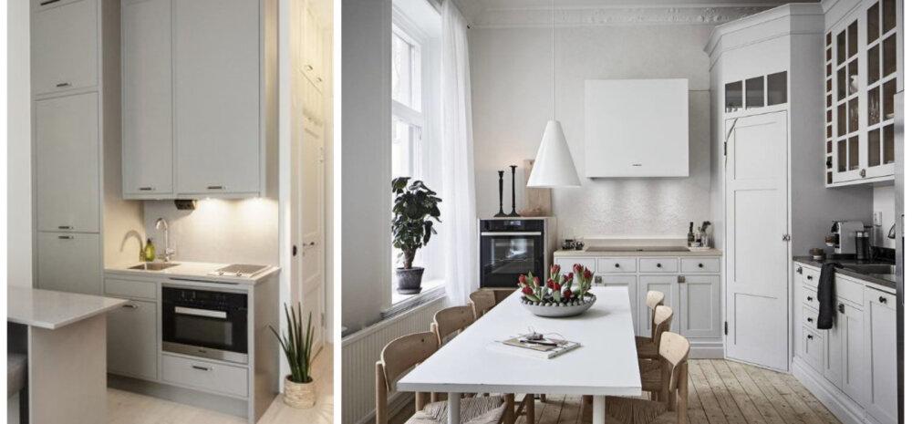 ФОТО | 8 секретов уютных скандинавских кухонь