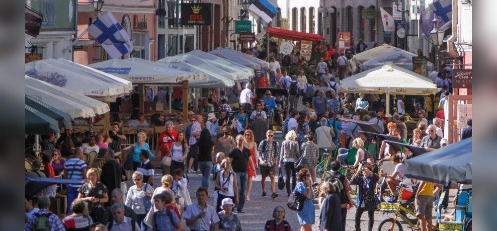 VAATA, milliste riikidele kodanikele on Eesti rohkem meeldima hakanud