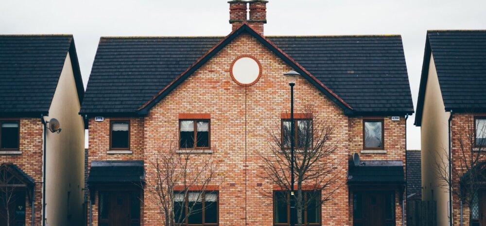 Uue tulumaksuseaduse ohud on hakanud kinnisvaraturul realiseeruma