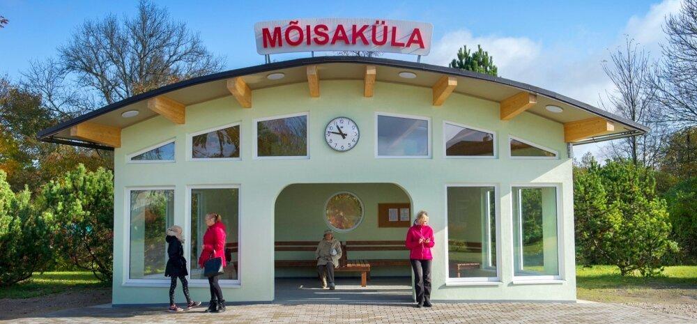 MÕISAKÜLA KESKVÄLJAK: Keegi vene juutuuber käinud Mõisakülas ja ei jõudnud ära imestada - Eesti väikseim linn ja nii hea näeb välja!