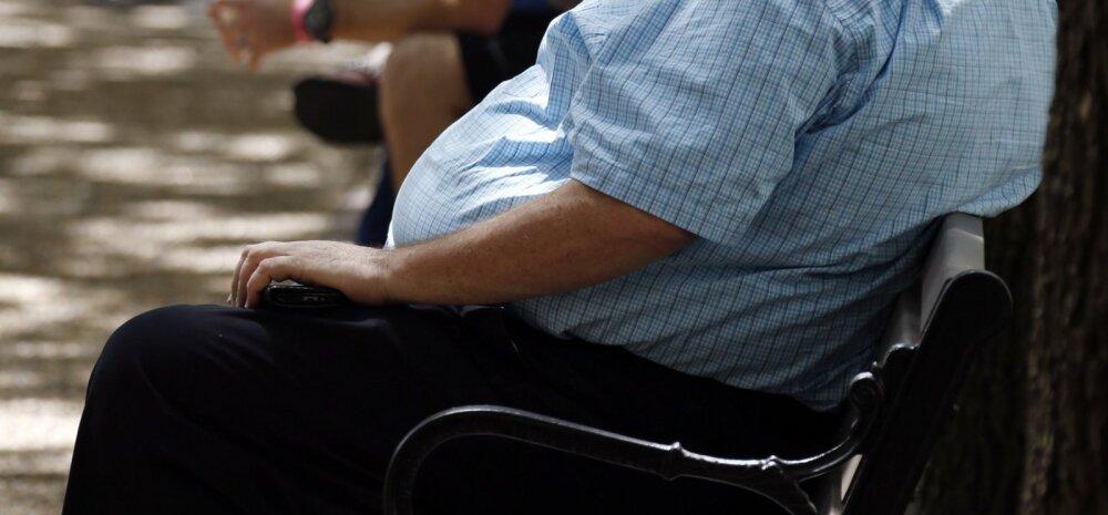 Lugeja kurdab: mu mees on ennast paksuks söönud ja ma ei suuda temaga enam magada