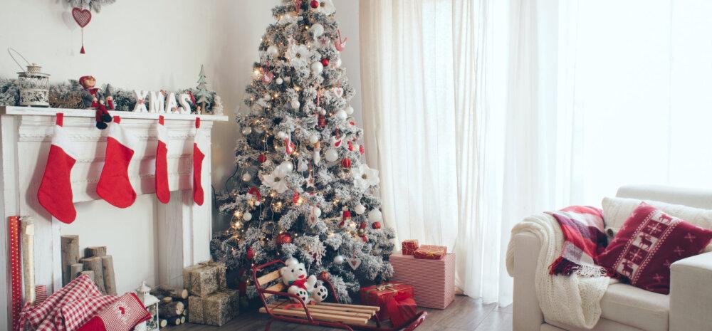 Jõulupuu <em>feng shui</em> ehk kuhu panna kuusk, kui soovid parandada suhteid või majanduslikku seisu
