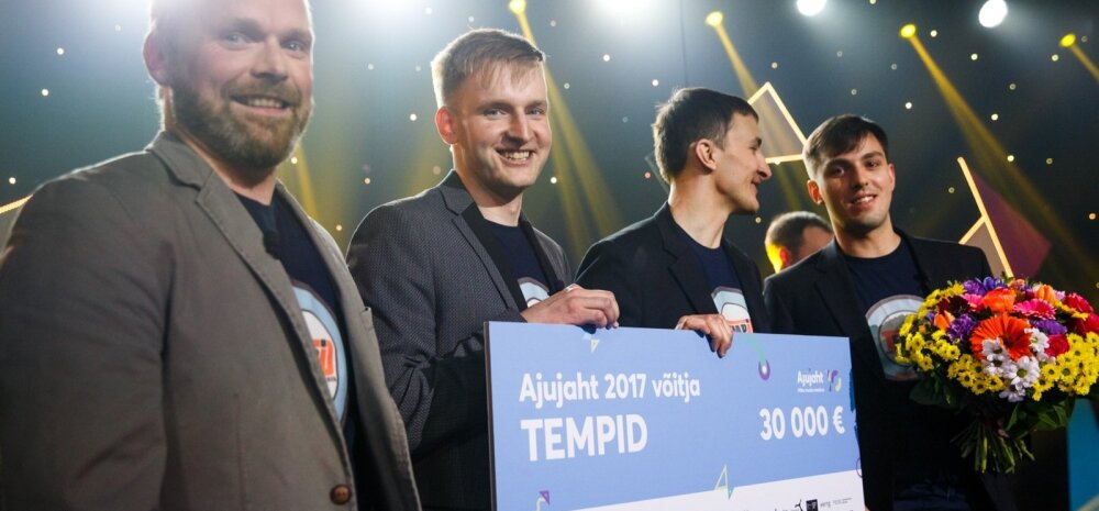 b4553d844c7 SUUR ÜLEVAADE | Selle aasta Eesti parimad äriideed on teie ees. Mida ...