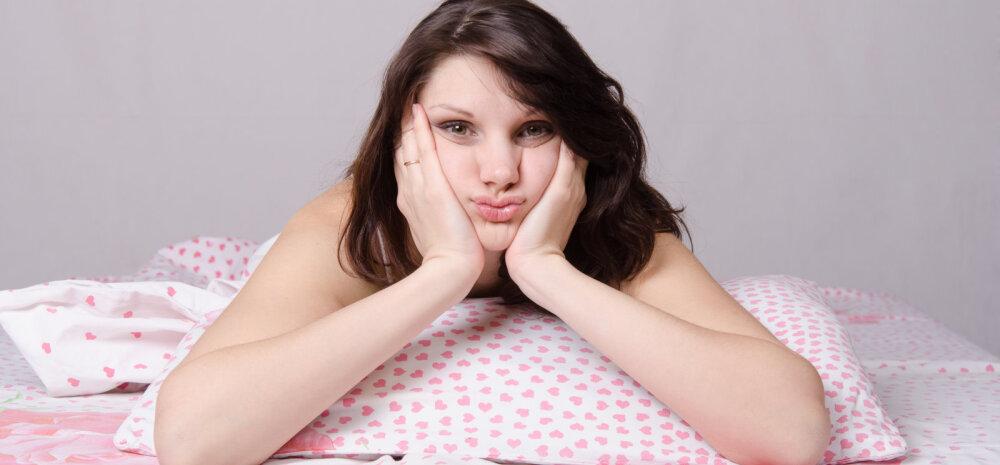 Tõehetk on käes! Kui su naine teeb või ütleb neid üheksat asja, tähendab see, et sa ei suuda teda voodis rahuldada