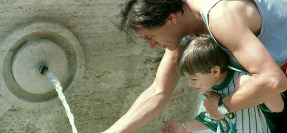 """FOTOVÕISTLUS: """"Tore päev koos isaga"""". Osale ja võida mahukas kingikott!"""