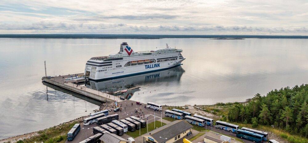 Tallinki reis Saaremaale