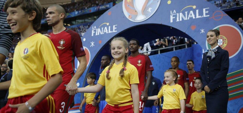 ELU VÕIMALUS | Üks Eesti laps võidab pühapäeval pääsme jalgpalli MMi finaalmängule