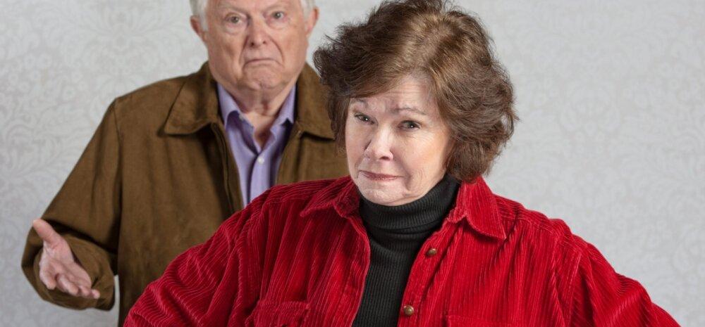 Õnnetu naine: minust sai järsku halb minia ja ämmavihkaja, kuna luban last liiga vähe vanaema juurde