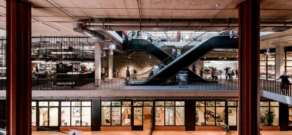 ФОТО │ Выбор читателей DELFI: лауреаты премии Эстонского союза архитекторов 2018