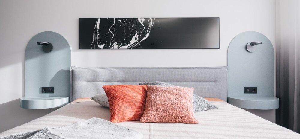 Kuidas kujundada magamistuba, mis soosib rahulikku und?