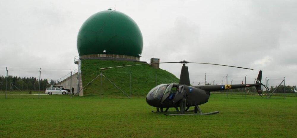 Kaitsevägi: Eesti radarijaam ei suuda tuvastada rakettide lennuteed ja maandumispaika