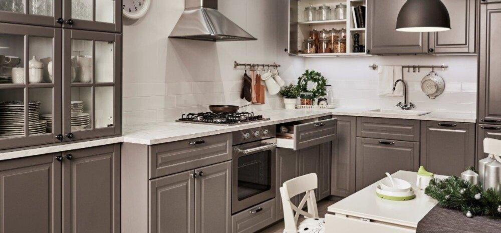 Ikea köök