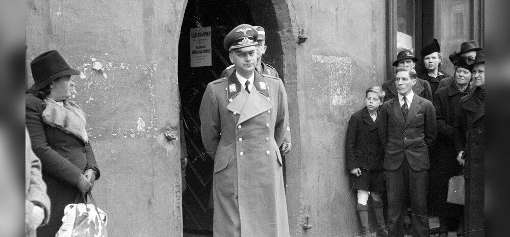 Tallinnas sündinud natsijuhi Alfred Rosenbergi kadunud päevik leiti üles